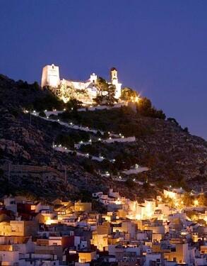 Castell de Cullera. (Foto-Valencia Noticias).