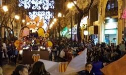 Cavalgata de los reyes magos valencia 2016 (12)