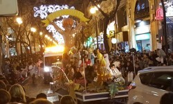 Cavalgata de los reyes magos valencia 2016 (20)