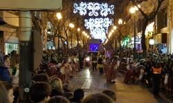 Cavalgata de los reyes magos valencia 2016 (21)