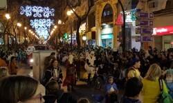 Cavalgata de los reyes magos valencia 2016 (24)