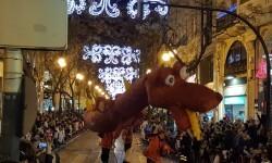 Cavalgata de los reyes magos valencia 2016 (7)