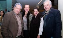 Dr. Mira, Silvia Pardo, Angela Plá y Juan Lagardera