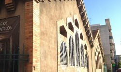 El Centro de Interpretación de los refugios y de la Guerra Civil cierra por reestructuración de espacios en Alicante.