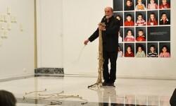 El Centro del Carmen acoge este viernes la performance 'Escritura Sonora', del artista Bartolomé Ferrando.