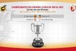 El FC Barcelona y Valencia CF se enfrentan en las semifinales de la Copa de SM El Rey.