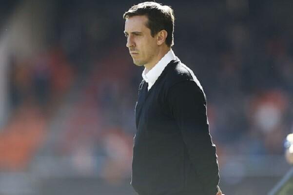 El Valencia CF empata en Mestalla ante el Rayo Vallecano (2-2).