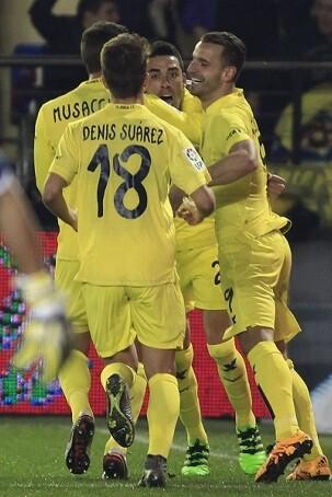 El Villarreal mostró su solidez defensiva y su buena racha de victorias.