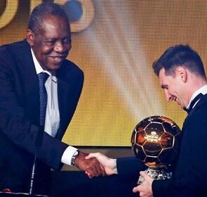 El argentino es el futbolista más galardonado en toda la historia del premio Balón de Oro.