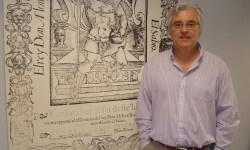 El coordinador del GIR Derecho de las Nuevas Tecnologías, Ricardo Mata Martín