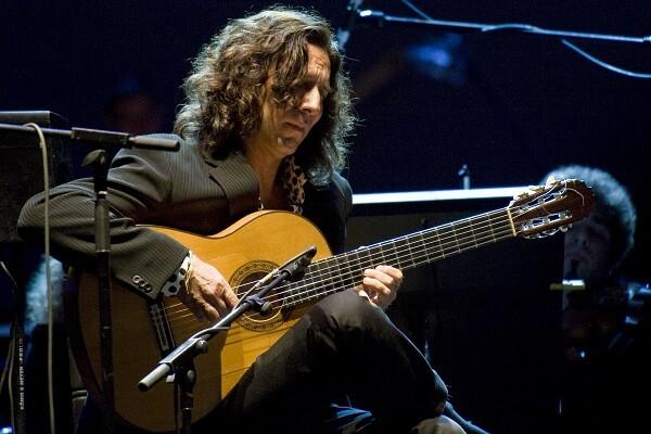 El guitarrista Tomatito vuelve a Valencia para actuar en El Musical.