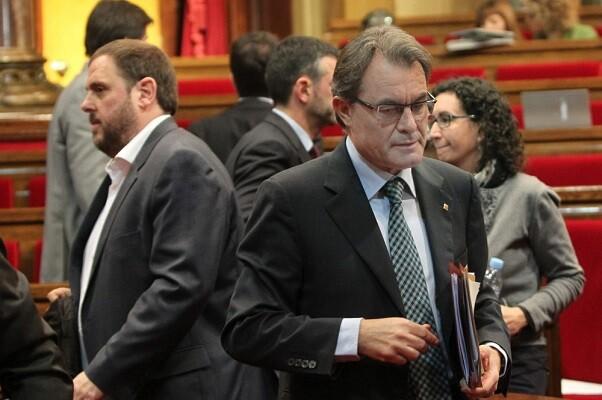 El nuevo equipo de Gobierno de Catalunya ya tiene su diseño.