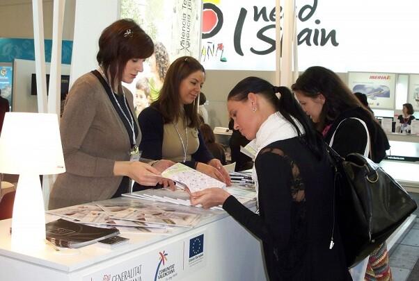 En 2015 visitaron Valencia 1.850.000 turistas que realizaron más de cuatro millones de pernoctaciones.