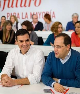 En mayo se decidirá si Pedro Sánchez continúa como secretario general o se elige a otro candidato.