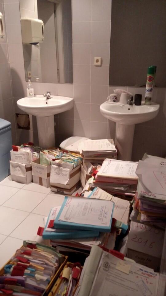 Expedientes cuarto de baño