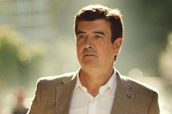 Fernando Giner (C'S), 'La corrupción no se puede consentir, es una lacra para los valencianos'.