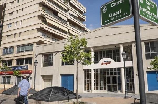 Génova disuelve al PP de Valencia.