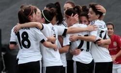 Gran victoria y gran juego de las chicas del VCF Femenino.