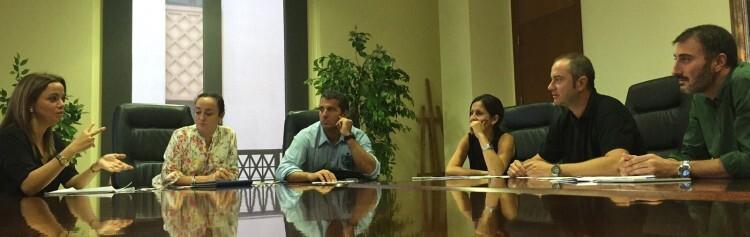 Grupo municipal del PP Burriana
