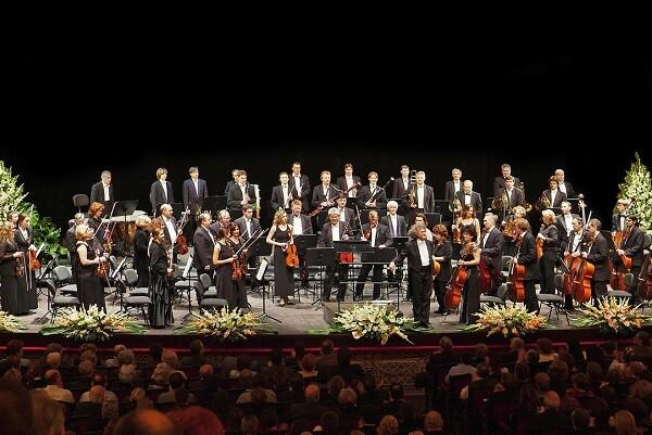 Hemos visto… 'Concierto Año Nuevo. Strauss Festival Orchestra'.