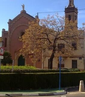 Iglesia de Sant Isidre.