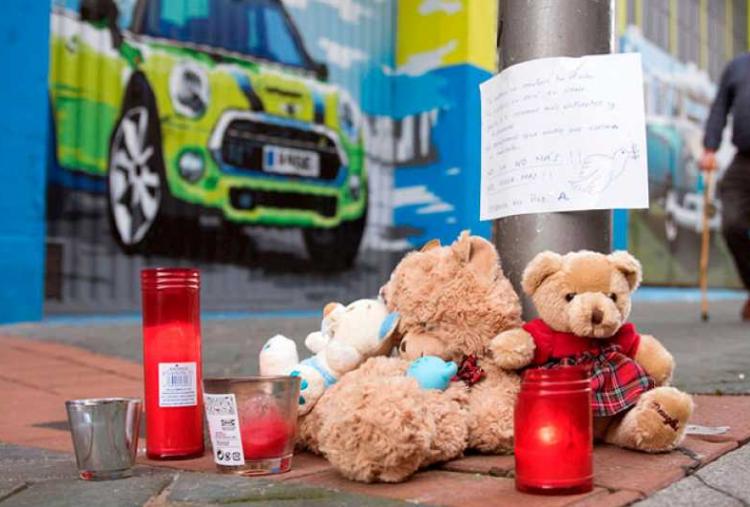 Ingresa en prisión el acusado de matar a una niña de 17 meses a la que tiró por la ventana en Vitoria   RTVE.es