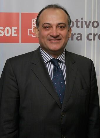 Joan Calabuig, primer teniente de alcalde y concejal del Área de Desarrollo Económico Sostenible del Ayuntamiento de Valencia.