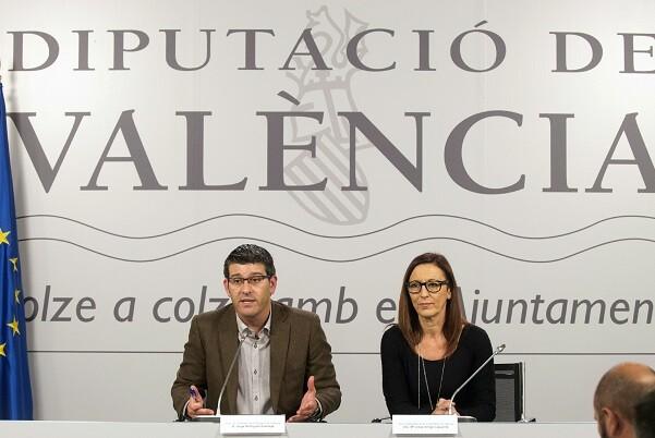 """Jorge Rodríguez, """"La nueva Diputación seguirá colaborando al máximo con la justicia""""."""
