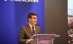 """Jorge Rodríguez """"La nueva Diputación trae a FITUR una gestión profesional del turismo""""."""