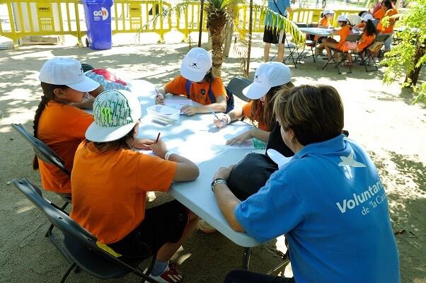 La Caixa destinó más de un millón de euros a acción social en Valencia en 2015.