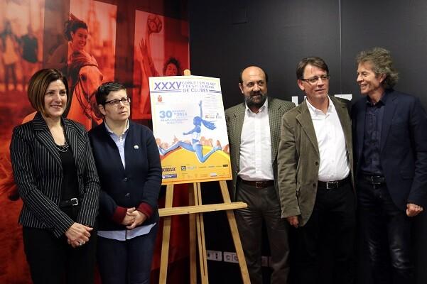 La Copa de SS.MM. el Rey y la Reina de Atletismo vuelve al velódromo Lluís Puig.