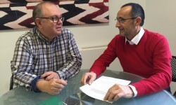 La Diputación y el IVAJ se unen para optimizar los programas de becas.