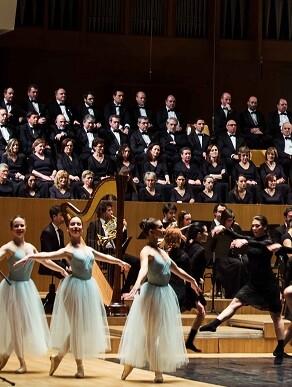 La Orquesta Académica de Valencia es una formación promovida por el Instituto para el Desarrollo Musical.