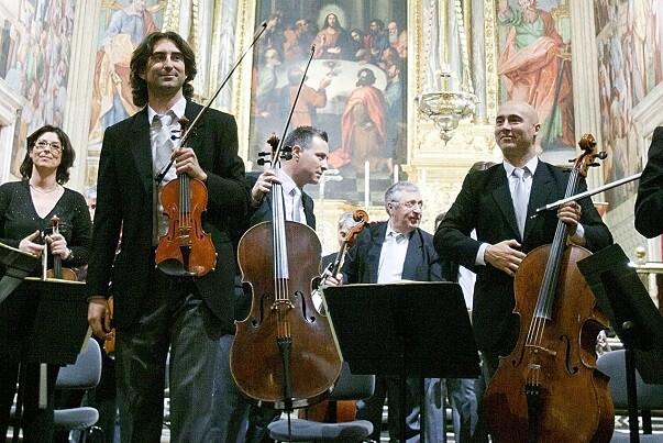 La Orquesta de Valencia se une al 400 aniversario de Cervantes e interpreta el doble concierto de Brahms
