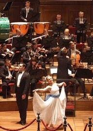 La Strauss Festival Orchestra ofreció un magnífico concierto en el Palau de la Música de Valencia.