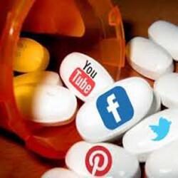 La adicción a las redes puede perjudicar la salud mental.