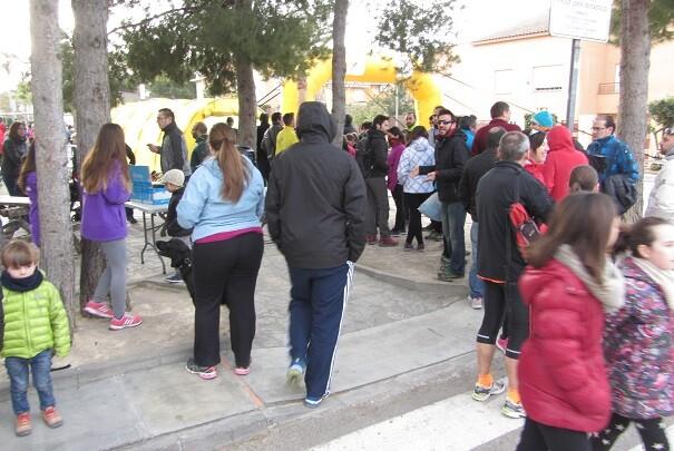 La carrera de orientación de Chiva reúne a cerca de 300 participantes.