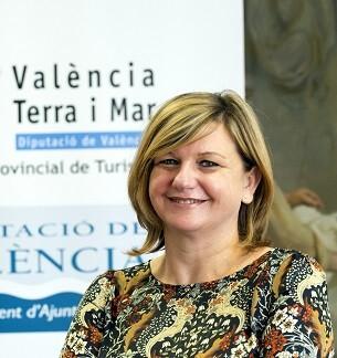 La diputada de Turismo Pilar Moncho. (Foto-Abulaila).