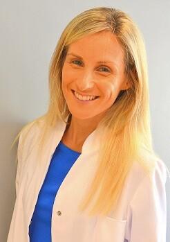 La doctora Sabrina Kindem Gómez.
