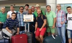 La expedición tabaquera más altruista visita Nicaragua.