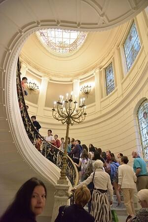 La idea de la institución es abrirse más a las visitas de la ciudadanía.