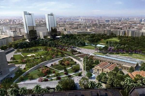La paisajista Kathryn Gustafson defiende el proyecto original del Parque Central.