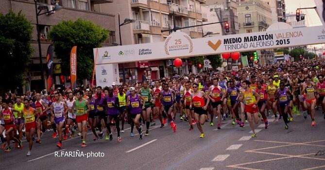 La prueba valenciana tan sólo necesitó dos años para pasar de la Etiqueta de Bronce a la de Oro. (Foto-R.Fariña-Valencia noticias).