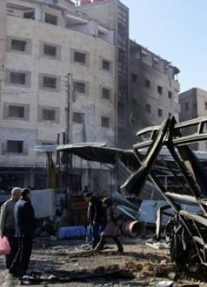 La rama del grupo yihadista Estado Islámico (EI) en Damasco, Wilayat Dimashq, asumió el atentado.