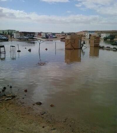 Las inundaciones afectaron a más de 90.000 personas.