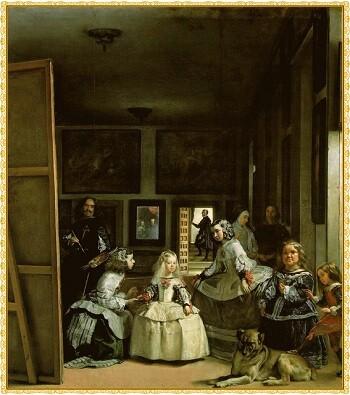 Las meninas, de Diego Velázquez.