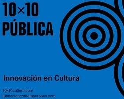 Logo de 10x10 Pública.