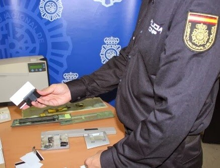 Los arrestados también operaban en Valencia.