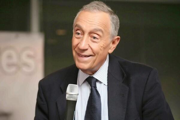 Marcelo Rebelo de Sousa es el nuevo presidente de Portugal.
