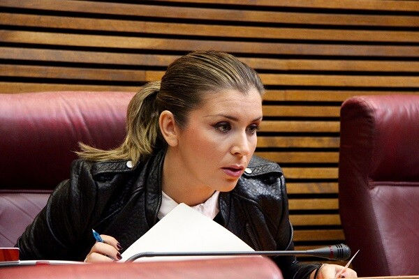 Mari Carmen Sánchez (C's)- 'La creación de un DNI valenciano de transexualidad, además de no ser legal, promueve la segregación'.